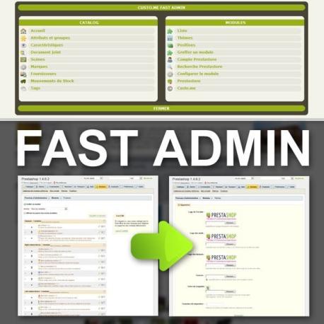 Fast Admin
