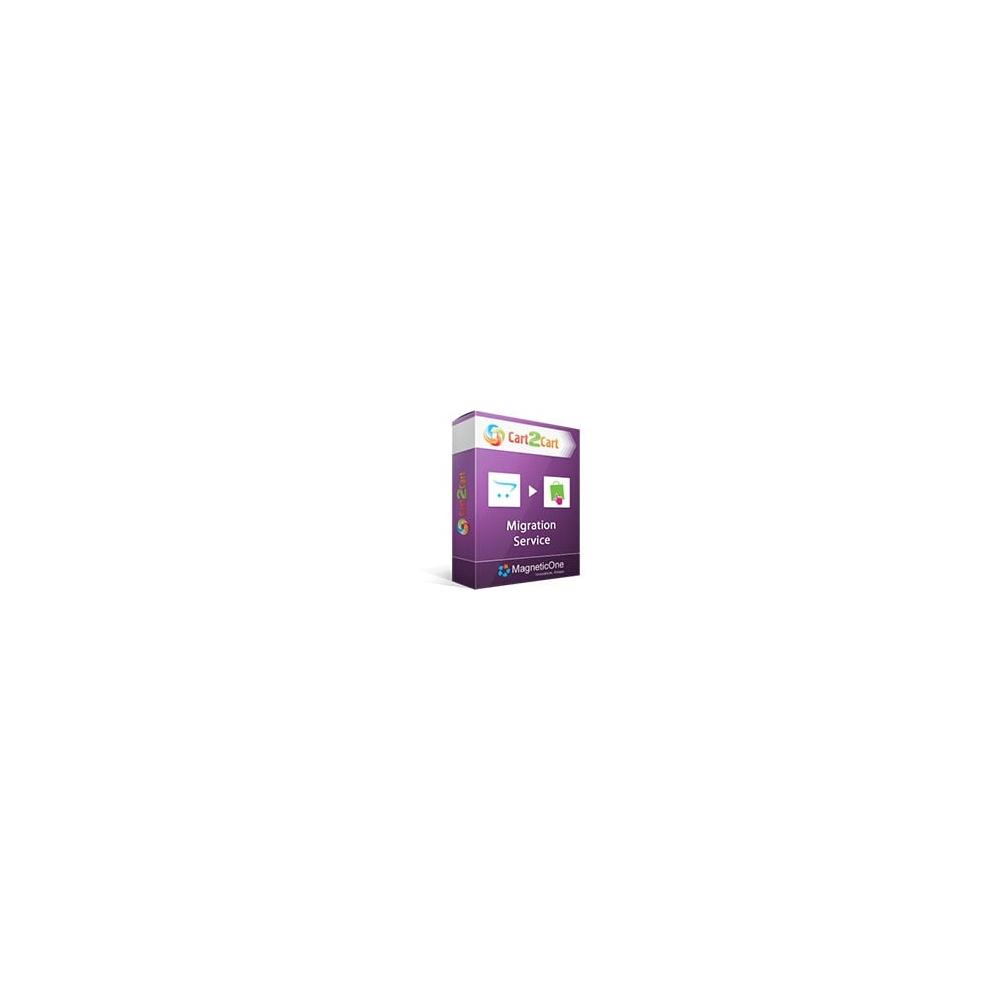 Opencart to Prestashop Migration - PrestatoolBox