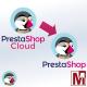 PrestaShop Cloud to PrestaShop Migration