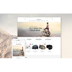 Bikerita - Responsive PrestaShop Theme