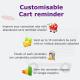 Cart reminder on PrestaShop