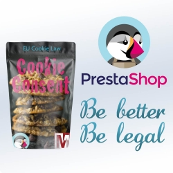 PrestaShop module - Cookie consent ultimate