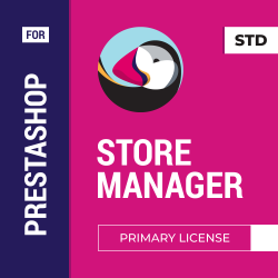 Store Manager for PrestaShop Standard Edition