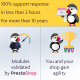 PrestaShop cleanly define the sharing image on social networks