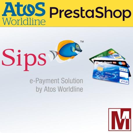 Payment Module ATOS SIPS for PrestaShop