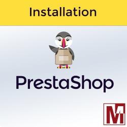 Installing PrestaShop