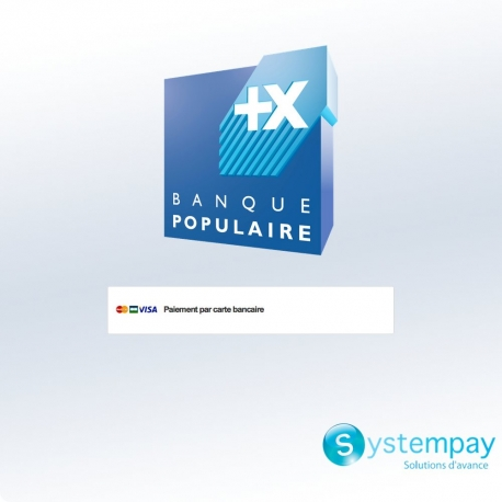 Payment module for Banque Populaire - systempay for PrestaShop and PrestaShop CLoud