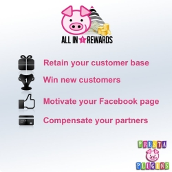 Loyalty, Sponsorship, Affiliation, Facebook, All in one module