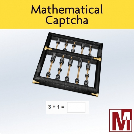 Mathematical Captcha, the most simple and effective method for PrestaShop and thirtybees store