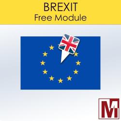PrestaShop 1.6 Free module for the Brexit