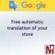 Free PrestaShop module translating your store into more than 100 languages