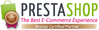 Agence certifiée Prestashop Bronze
